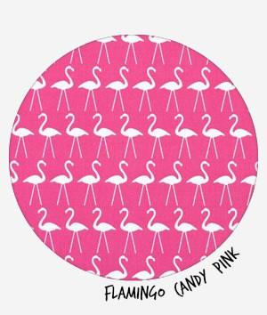 online fabric flamingos