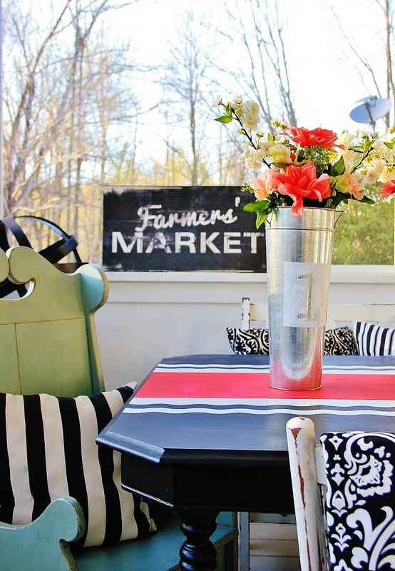 painted-table-runner-diy-project-dea