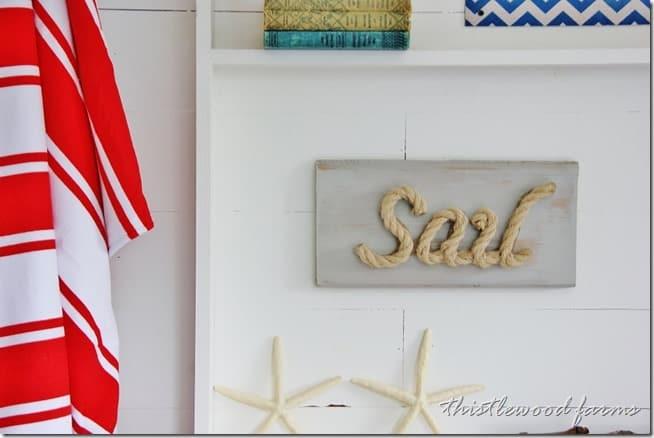 beach ideas for decorating