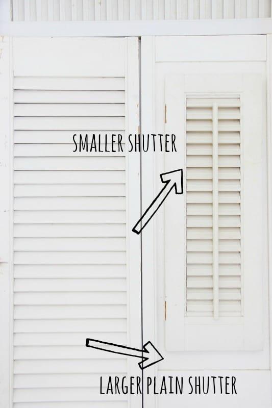 shutter wall