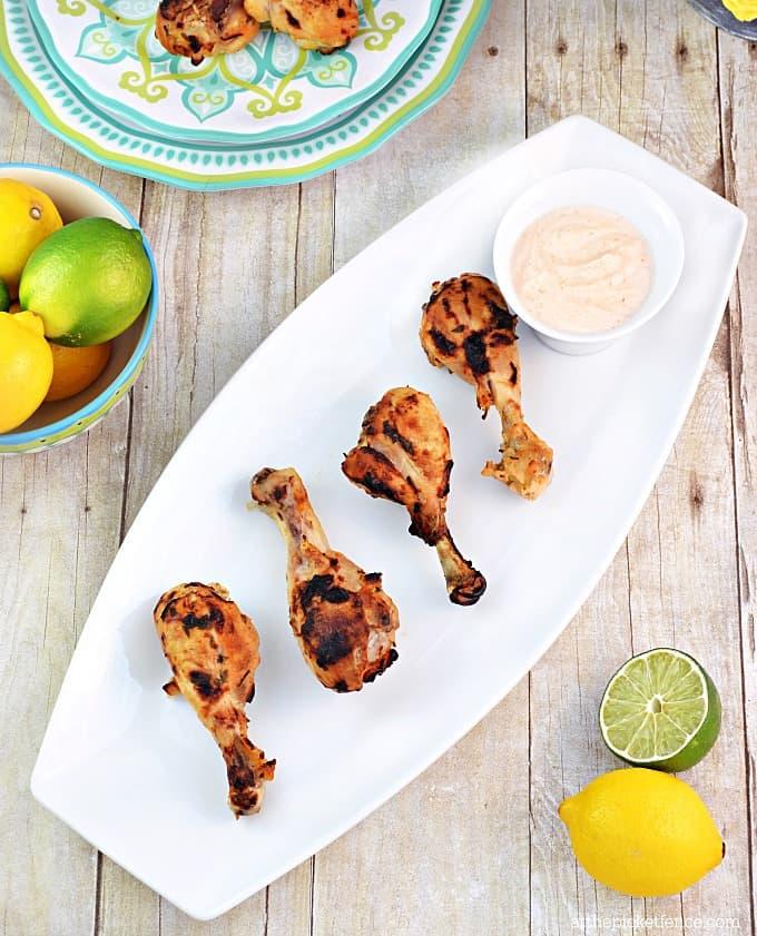 Lemon-Lime-and-Greek-Yogurt-Marinated-Chicken-Drumsticks-