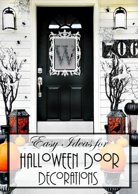 Halloween Door Hanger Frame