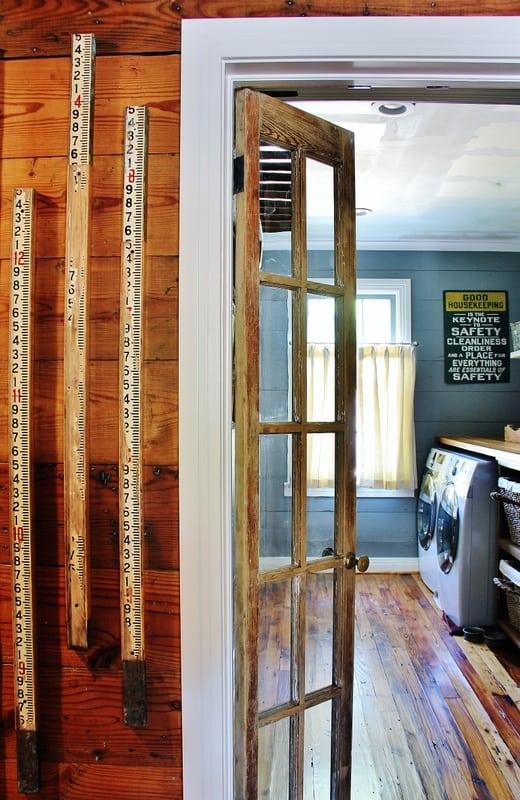 laundry room doorway