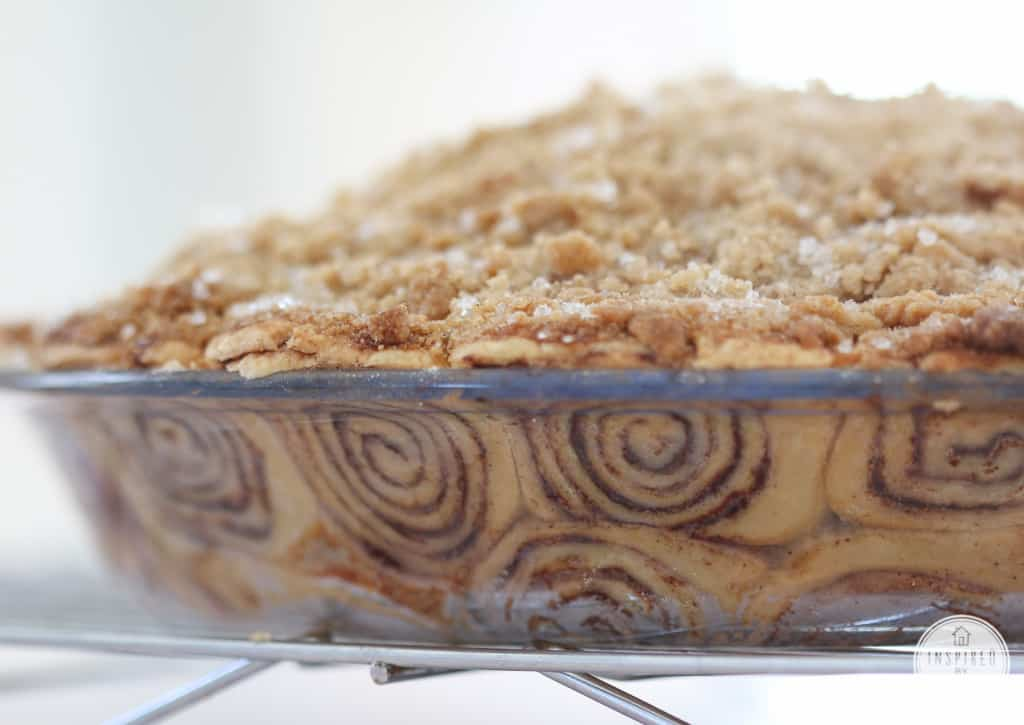 Cinnamon Pie Crust Inspired By Charm