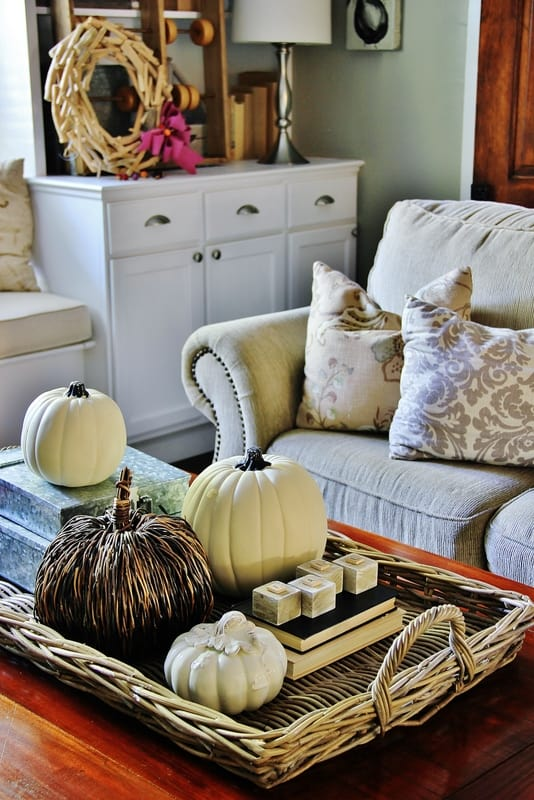 Simple Tips for Decorating with Trays | Thistlewood Farms