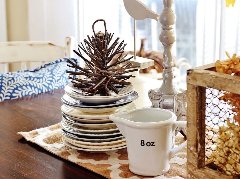 Simple Thanksgiving Table Ideas