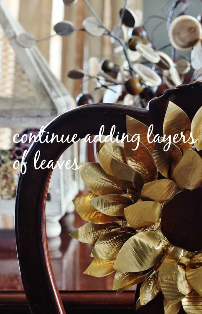 duck tape wreath diy how to