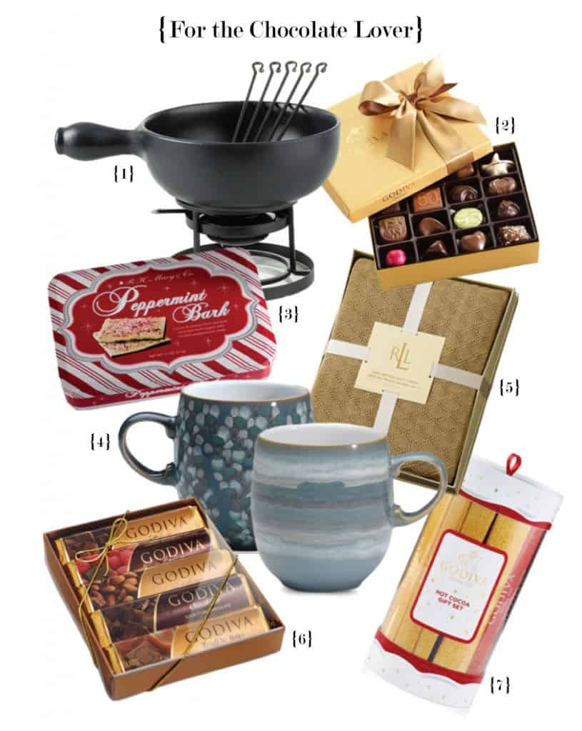 gifts for chocolate-lovers