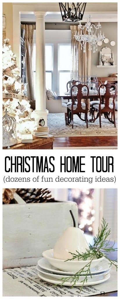 Christmas Home Tour Thistlewood