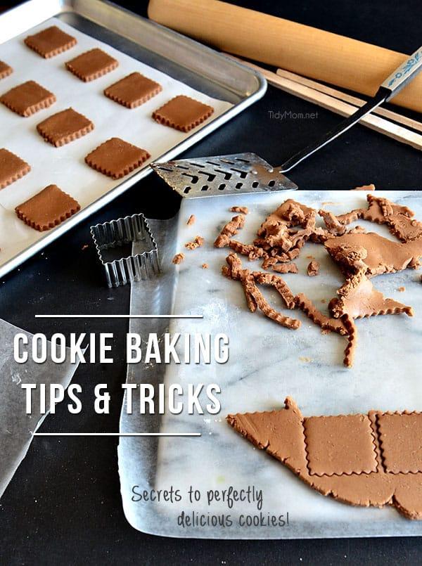 Cookie Baking Tips & Tricks
