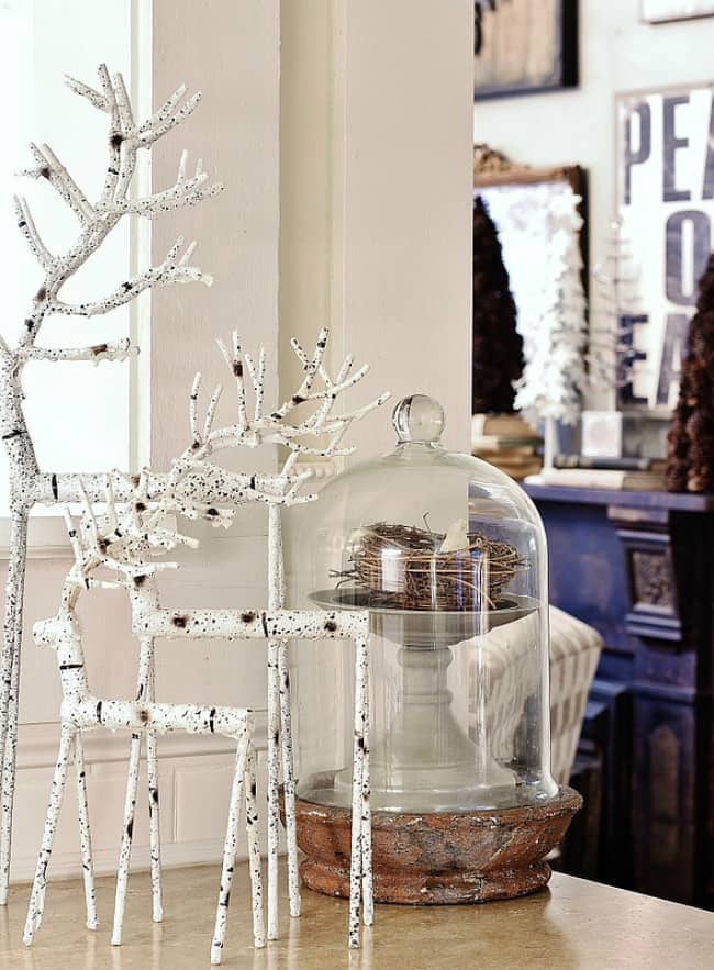 decorating ideas for the kitchen for Christmas