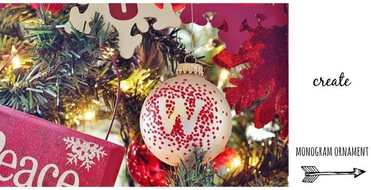Easy Last Minute Ornament Gift Idea (and a Fun Video)