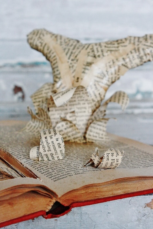 book page projects make a sculpture