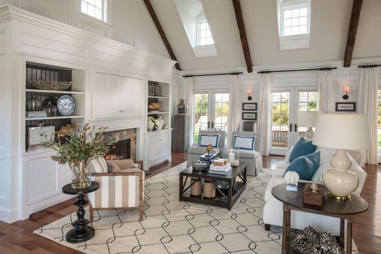 hgtv dream home great room - Hgtv Decorating Ideas