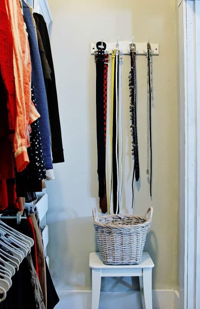 tips for closet organization