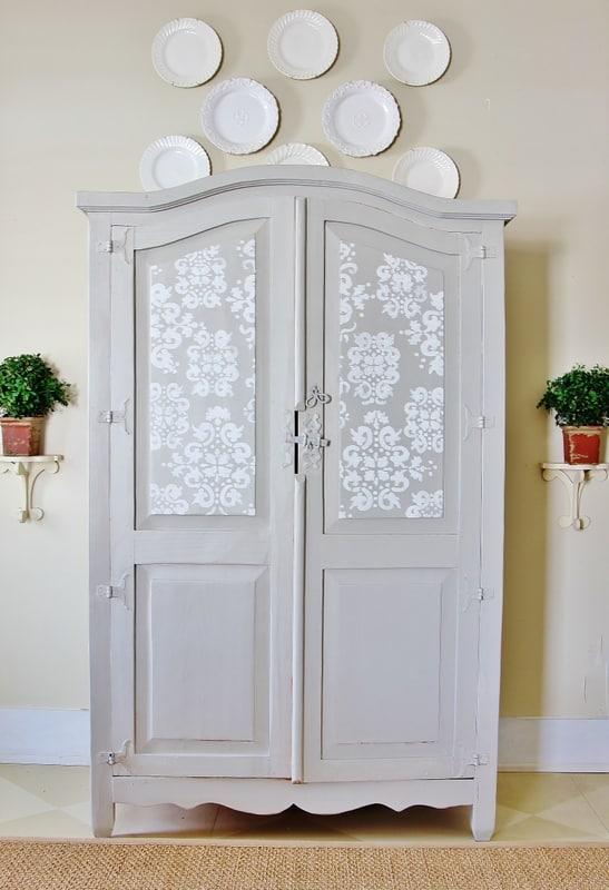 master bedroom armoire