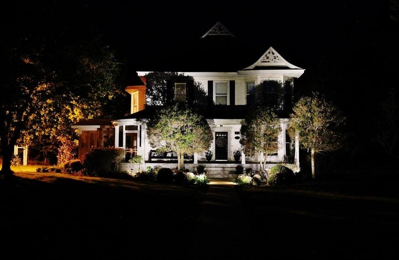 Outdoor Landscape Lighting Tips