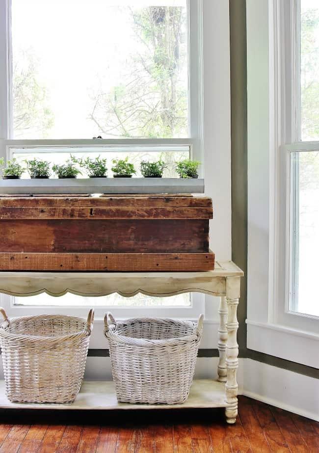 planter window