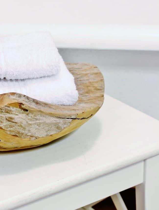 farmhouse bathroom washcloths