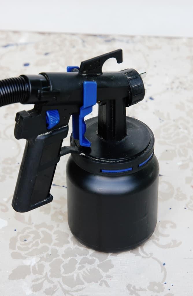 Paint Sprayer DIY