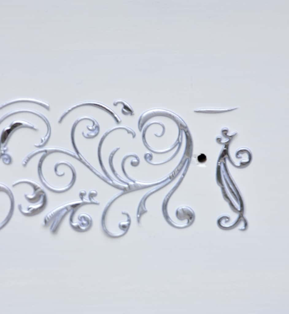 painted dresser ideas