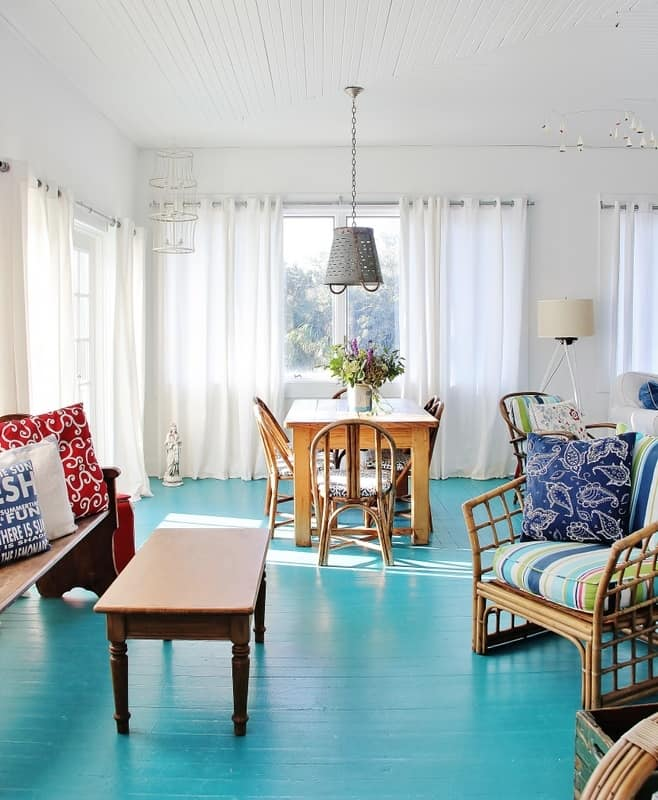 10 Beach House Decor Ideas: 10 Beach Inspired Decorating Ideas