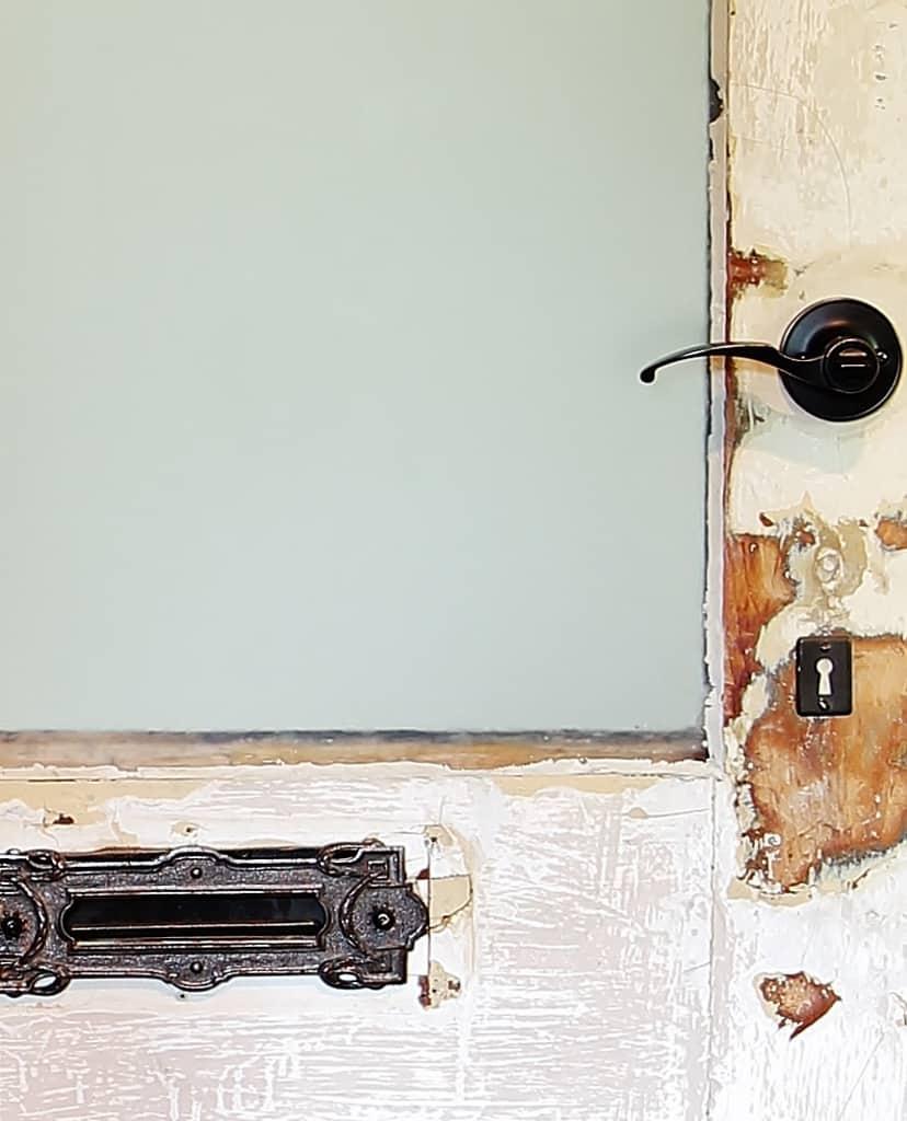 Lucy's House Door
