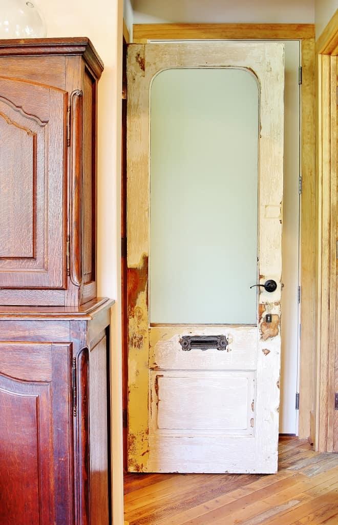 Lucy's House Doorway