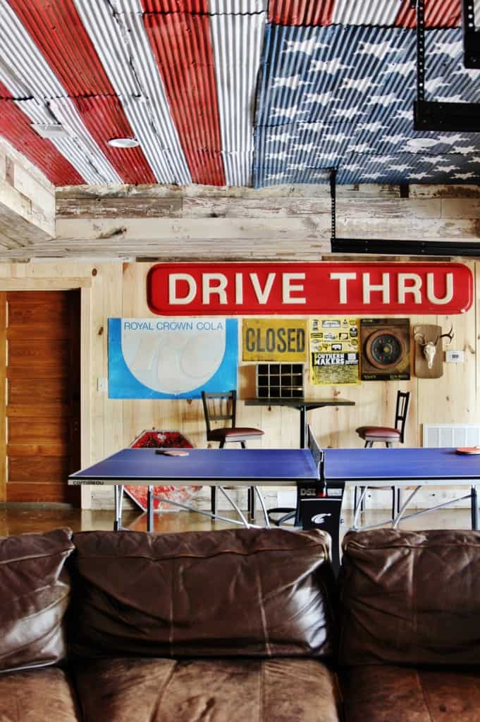 Lucy's House Man Cave