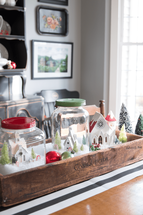 Christmas-vintage-Container-centerpiece