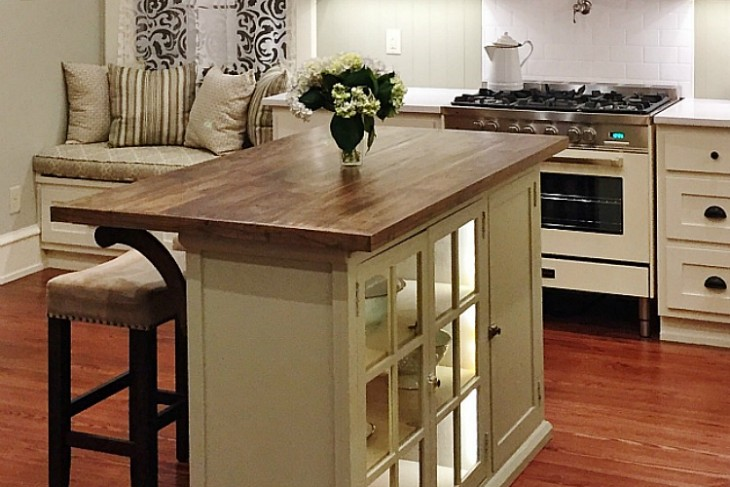 how to make kitchen island from cabinets alternative programming or how to diy a kitchen island 27805