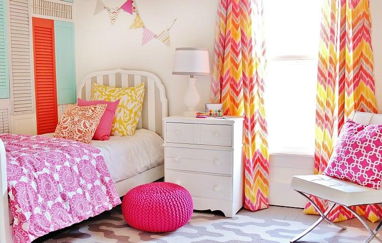 shutter bedroom