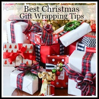 BEST GIFT WRAPPING TIPS-button-stonegableblog.com