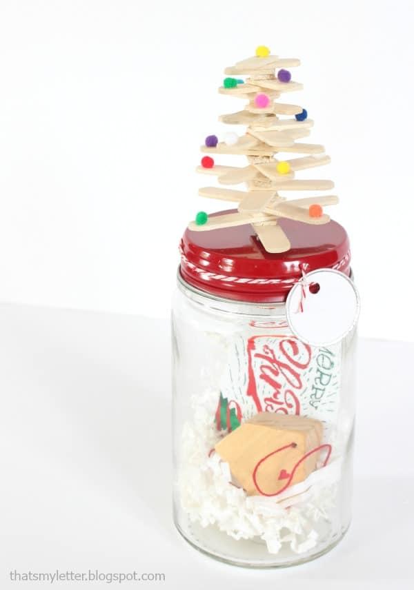 craft stick tree jar topper 2