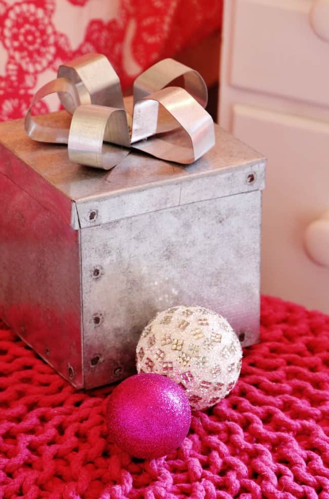 galvanized present