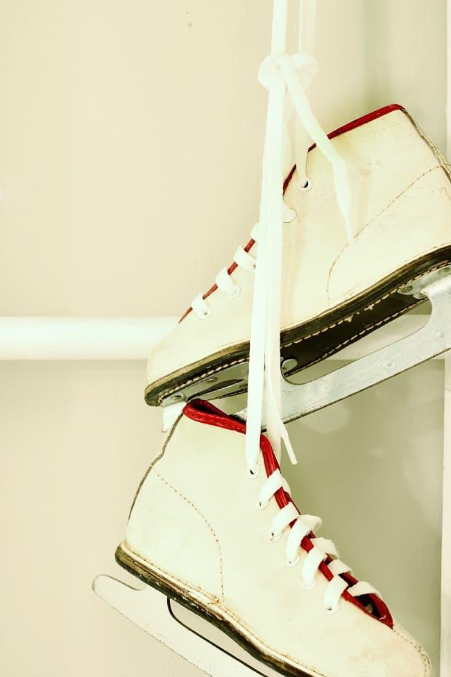 ice skates Christmas