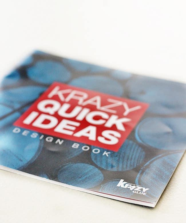 Krazy Glue Design Book