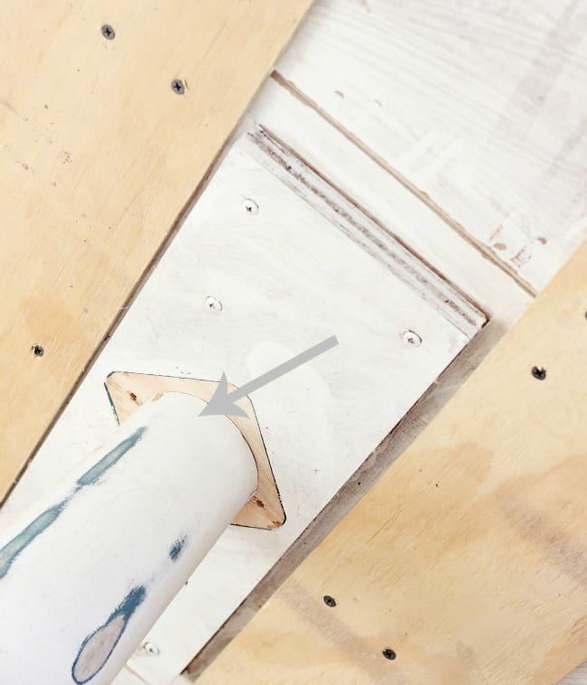 table renovation steps