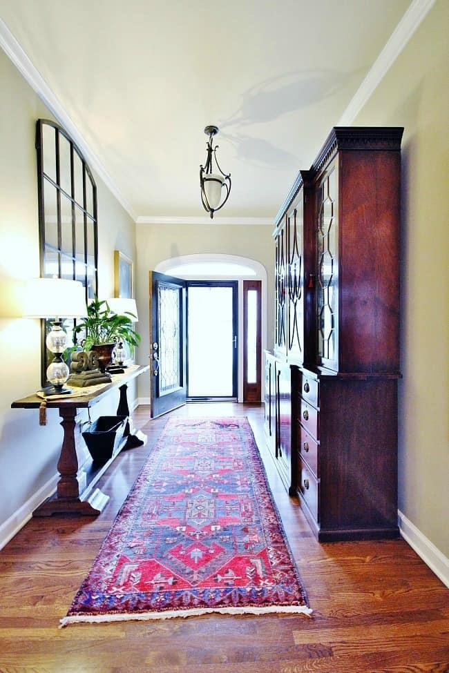 Hallway Full View