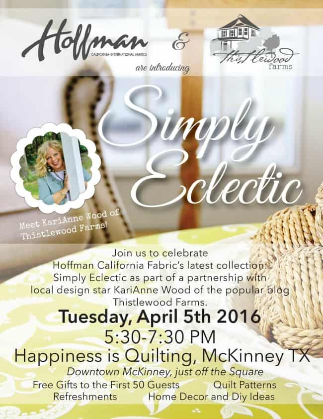 Simply Eclectic Party