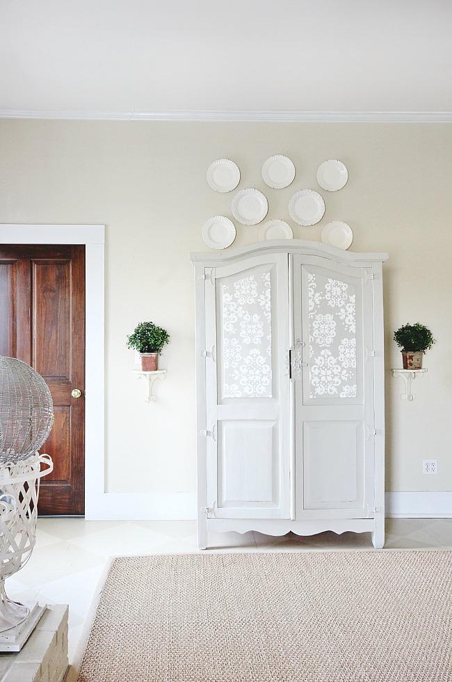 armoire master bedroom