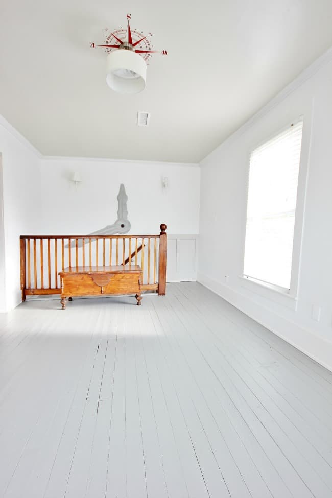 Before room staircase pictures