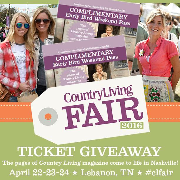 CL Fair Giveaway