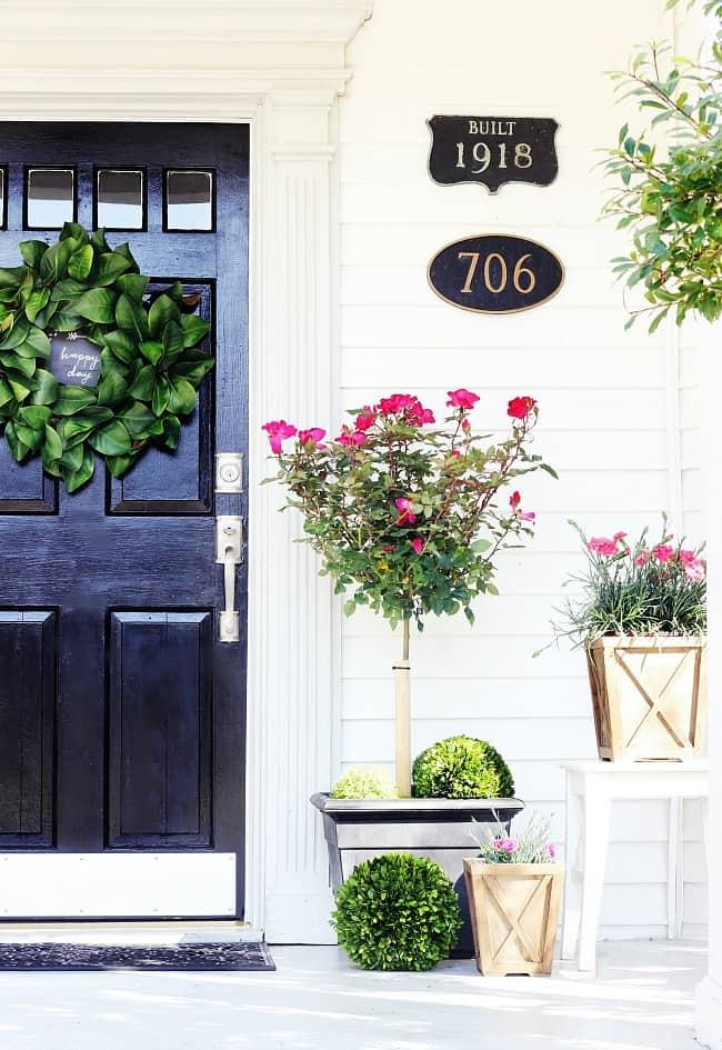 front door spring