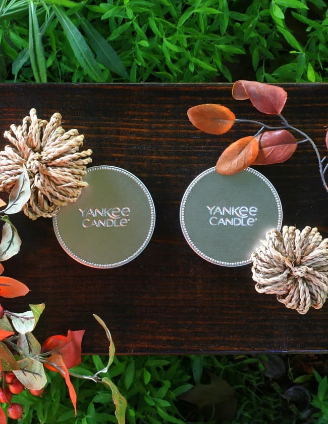 Yankee Candle Lids