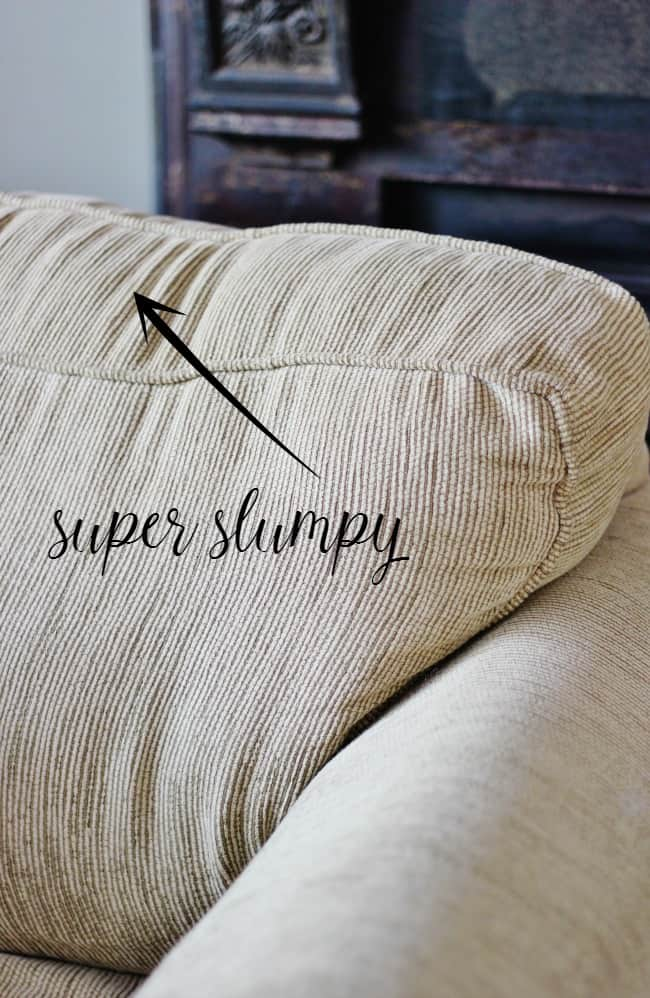 How To Repair Torn Sofa Cushion Refil