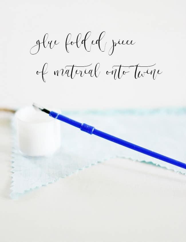 make a pennant