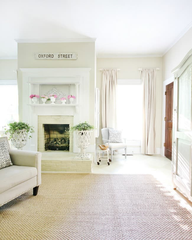 master bedroom sunshine