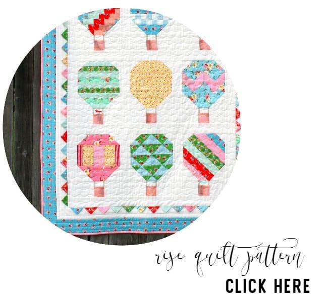 rise quilt pattern