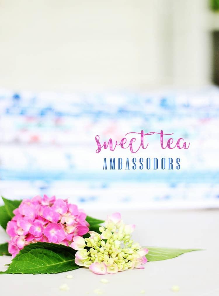 sweet tea ambassadors intro